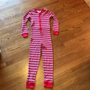 CrewCuts Long John Underwear/Pajamas with Backflap